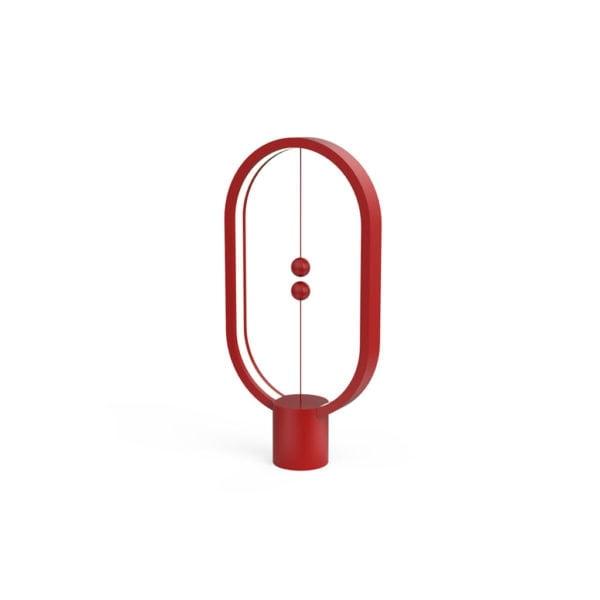λάμπα-με-μαγνητικό-διακόπτη-allocacoc-ξύλο-κόκκινο-ελλειπτικό-σχήμα
