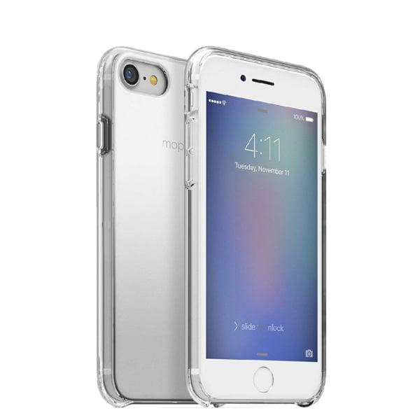 Mophie®Hold Force Gradient Base πολύ λεπτή Μαγνητική θήκη προστασίας – για Apple iPhone 8/7 Silver