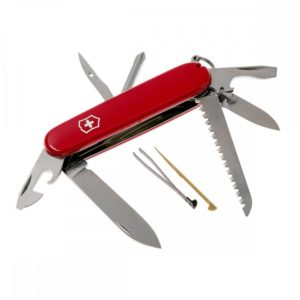 Victorinox Hiker Red geekers