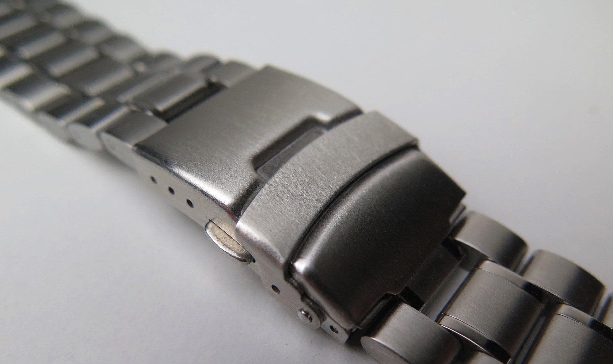 CASEual Ατσάλινο μπρασελέ για Apple Watch 38mm – ασημί