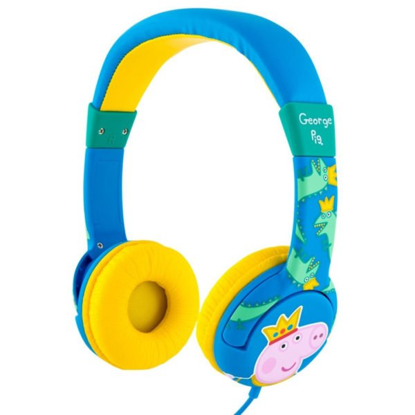 OTL headphones geekers.gr παιδικα ακουστικα ενσυρματα peppa