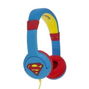 DC Comics Superman Junior Over-Ear Ακουστικά για παιδιά (DC0262)