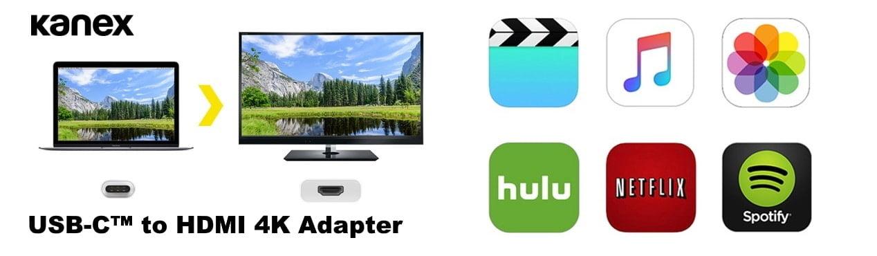 USB Type-C σε HDMI