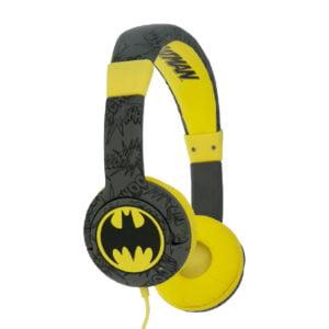 Dc comics headphones geeker.sgr παιδικα ακουστικα ενσυρματα batman