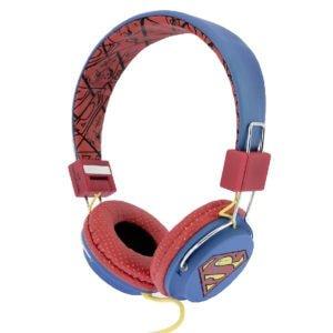 OTL headphones geekers.gr παιδικα ακουστικα ενσυρματα superman