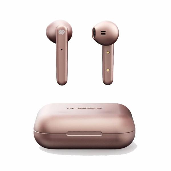 ασυρματα ακουστικα earbuds wireless urbanista stockholm ροζ