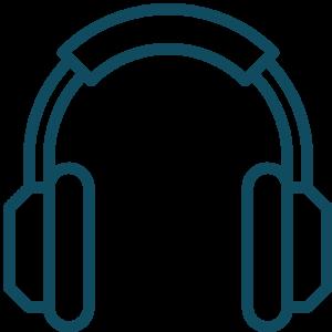 over-ear ακουστικά
